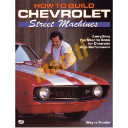 How To Build Chevloret Street Machines