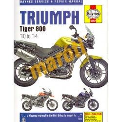 Triumph Tiger 800 (2010 - 2014)