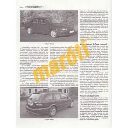Jaguar X-Type 2001 to 2011 (Y to 60 reg) Petrol & Diesel