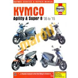 Kymco Agility & Super 8 (2005 - 2015)