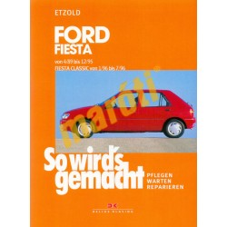 Ford Fiesta (1989-95), Fiesta Classic (1996)