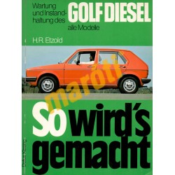 Golf Diesel alle Modelle