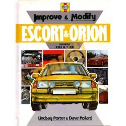 Improve & Modify Ford Escort & Orion including XR3 & XR3i