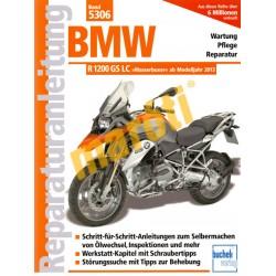 BMW R 1200 GS LC ab Modelljahr 2013 (Javítási kézikönyv)