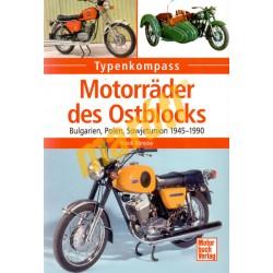 Motorrader des Ostblocks (Bulgarian, Polen, Sowjetunion 1945-1990)