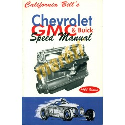 Chevrolet GMC & Buick Speed Manuals