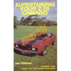 Supertuning Your Z-28 Camaro
