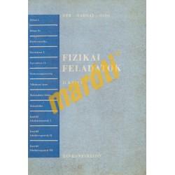 Fizikai feladatok II.kötet