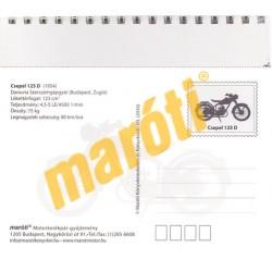 Magyar veterán motorkeréképárok naptár 2017