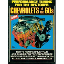 Chevrolets of The 60s