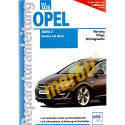 Opel Astra J Benziner und Diesel