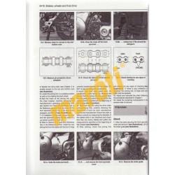 Honda CBF 125 '09 to '14