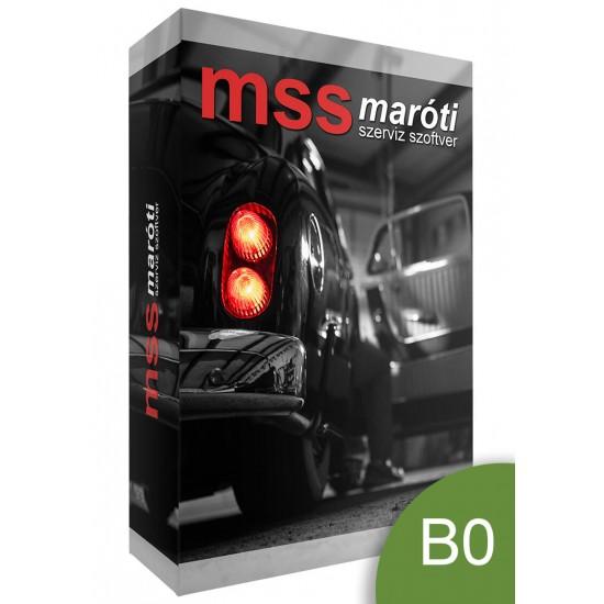 MSS Maróti Szerviz Szoftver | Basic