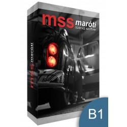 MSS Maróti Szerviz Szoftver | Business 1