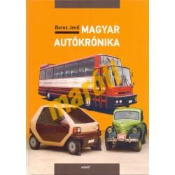 Magyar autókrónika - DEDIKÁLT