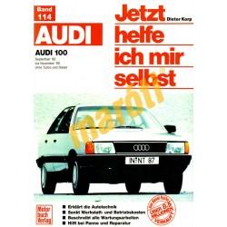 Audi 100 1982-1990 (javítási kézikönyv)