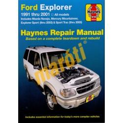 Ford Explorer 1991- 2001