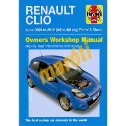 Renault CLIO (2009-2012)
