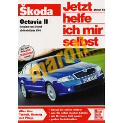 Skoda Octavia II (Benziner und Diesel ab 2004) (Javítási kézikönyv)