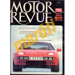 Motor Revue 1977/78