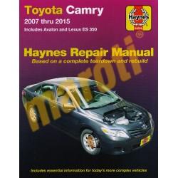 Toyota Camry, Avalon, Lexus ES 350 2007 - 2015