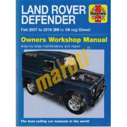 Land Rover Defender (Feb 07 to 16) Diesel