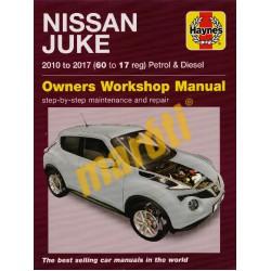 Nissan Juke Petrol & Diesel (10 - 17)