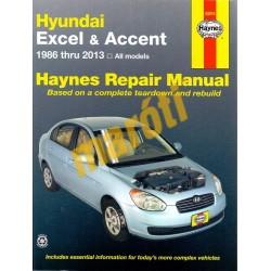 Hyundai Excel & Accent (1986 - 2013)