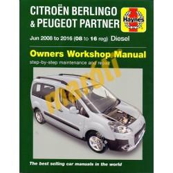 Citroen Berlingo & Peugeot Partner (2008 - 2016) Diesel