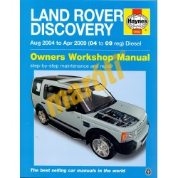 Land Rover Discovery (2004-2009) Diesel