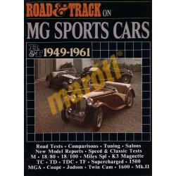 MG Sports Cars 1949-1961