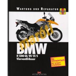 BMW R 1200 GS/RT/ST/S Vierventil-Boxer