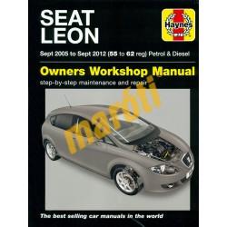 Seat Leon Petrol & Diesel (Sept 2005 - Sept 2012)