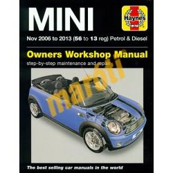 Mini Nov 2006 - 2013 (56 to 13 reg) Petrol & Diesel