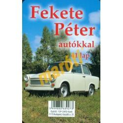 Fekete Péter - Autókkal
