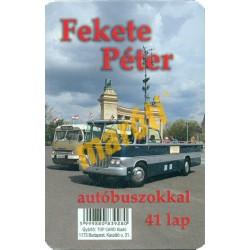 Fekete Péter - Autóbuszokkal