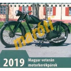 Magyar veterán motorkerékpárok 2019