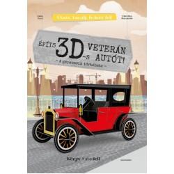 Építs 3D veterán autót!