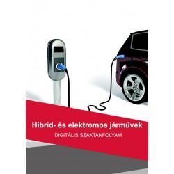 Hibrid- és elektromos járművek digitális szaktanfolyam