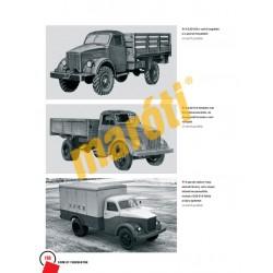 Szovjet teherautók
