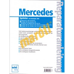Mercedes Sprinter Diesel Ab Modelljahr 2006