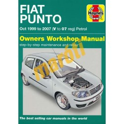 Fiat Punto Petrol  (Oct 1999 to 2007)