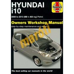 Hyundai i10 (2008 to 2013) Petrol