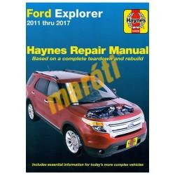 Ford Explorer 2011- 2017