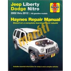 Jeep Liberty Dodge Nitro 2002 thru 2012
