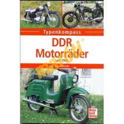 DDR-Motorrader seit 1945