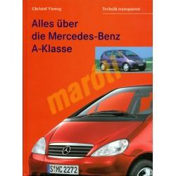 Alles über die Mercedes-Benz A-Klasse