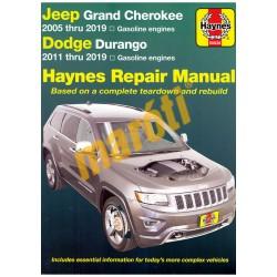 Jeep Grand Cherokee 1993 - 2004 & Dodge Durango 2011 - 2019