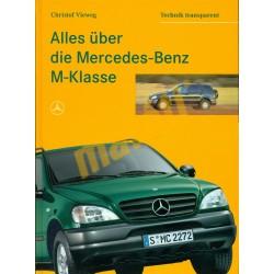 Alles über die Mercedes-Benz M-Klasse
