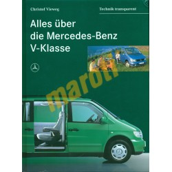 Alles über die Mercedes-Benz V-Klasse